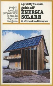 Premioquesti.it Guida all'energia solare Image