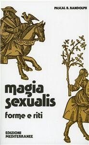 Libro Magia sexualis Beverly Randolf Pascal