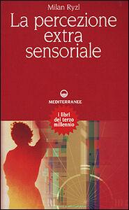 Libro La percezione extrasensoriale Milan Ryzl