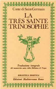 Amatigota.it La très sainte trinosophie Image