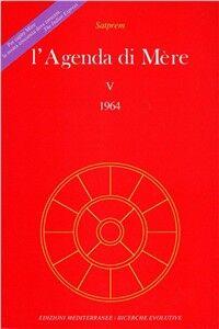 Libro L' agenda di Mère. Vol. 5 Satprem