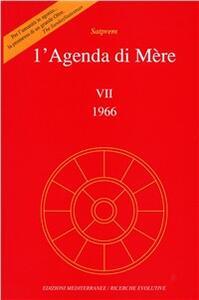 L' agenda di Mère. Vol. 7
