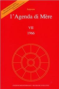 Libro L' agenda di Mère. Vol. 7 Satprem