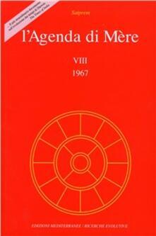 Criticalwinenotav.it L' agenda di Mère. Vol. 8 Image