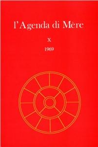 Libro L' agenda di Mère. Vol. 10 Satprem