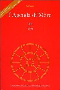 Libro L' agenda di Mère. Vol. 12 Satprem