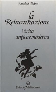 La reincarnazione - Amadeus Voldben - copertina