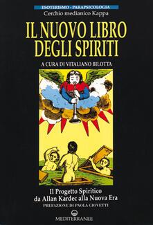 Ipabsantonioabatetrino.it Il nuovo libro degli spiriti Image