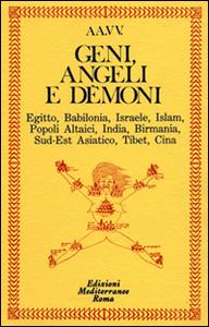 Libro Geni, angeli, demoni