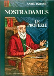 Nostradamus. Profezie per il 2000 - Carlo Patrian - copertina