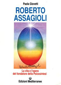 Libro Roberto Assagioli Paola Giovetti