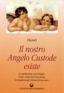 Foto Cover di Il nostro angelo custode esiste, Libro di Haziel, edito da Edizioni Mediterranee