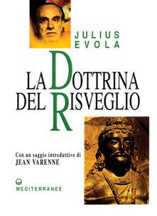 La dottrina del risveglio - Julius Evola - copertina