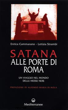 Antondemarirreguera.es Satana alle porte di Roma. Un viaggio nel mondo delle messe nere Image