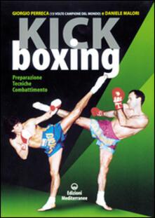 3tsportingclub.it Kick boxing. Preparazione, tecniche, combattimento Image