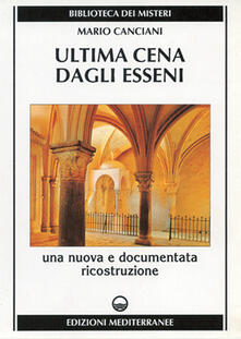 Listadelpopolo.it Ultima cena dagli Esseni Image