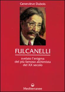 Radiospeed.it Fulcanelli. Svelato l'enigma del più famoso alchimista del XX secolo Image
