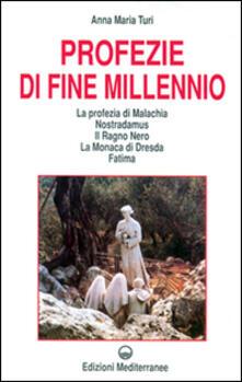 Antondemarirreguera.es Profezie di fine millennio. La profezia di Malachia, Nostradamus, il Ragno Nero, la monaca di Dresda, Fatima Image