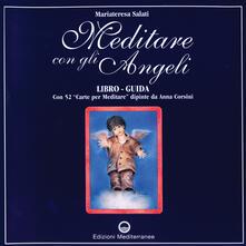 Nordestcaffeisola.it Meditare con gli angeli. Libro-guida con 52 «Carte per meditare» Image