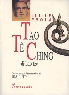 Librisulrazzismo.it Tao Te Ching. Nelle versioni del 1923 e del 1959 Image