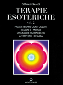 Libro Terapie esoteriche Dietmar Krämer