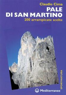 Voluntariadobaleares2014.es Pale di San Martino. 200 arrampicate scelte Image