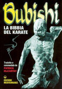Libro Bubishi. La bibbia del karate Patrick McCarthy