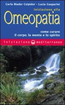 Criticalwinenotav.it Iniziazione all'omeopatia Image