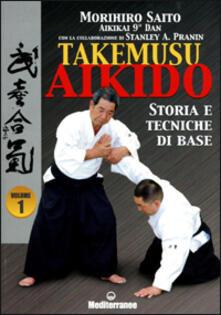 Steamcon.it Takemuso aikido. Vol. 1: Storia e tecniche di base. Image