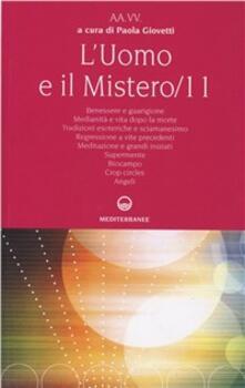 L' uomo e il mistero. Vol. 11 - copertina