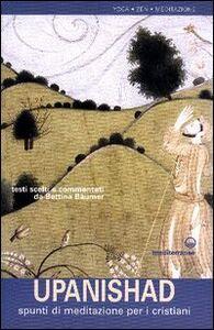 Foto Cover di Upanishad. Spunti di meditazione per i cristiani, Libro di B. Baumer, edito da Edizioni Mediterranee