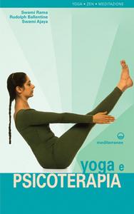 Libro Yoga e psicoterapia Swami Rama , Rudolph Ballentine , Swami Ajaya