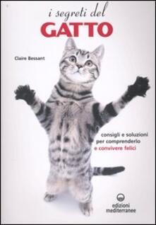 Warholgenova.it I segreti del gatto. Consigli e soluzioni per comprenderlo e convivere felici Image