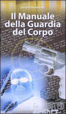 Manuale della guardia del corpo
