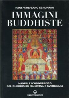 Immagini buddhiste - Hans W. Schumann - copertina