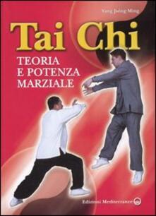 Associazionelabirinto.it Tai Chi. Teoria e potenza marziale Image