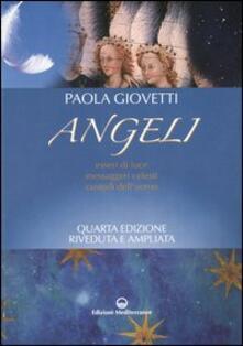 Festivalpatudocanario.es Angeli. Esseri di luce, messaggeri celesti, custodi dell'uomo Image