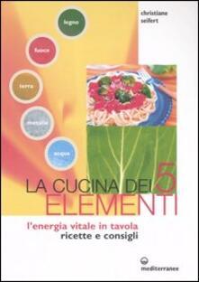 Antondemarirreguera.es La cucina dei cinque elementi. L'energia vitale in tavola Image