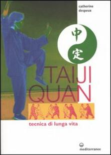 Nicocaradonna.it Taiji Quan. Tecnica di lunga vita Image