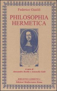 Libro Philosophia Hermetica Federico Gualdi