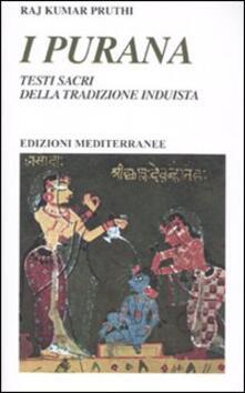 Voluntariadobaleares2014.es I purana. Testi sacri della tradizione induista Image