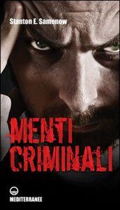 Libro Menti criminali Stanton E. Samenow