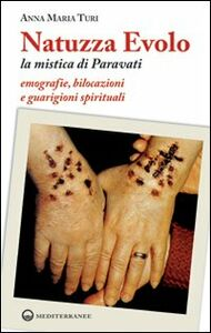 Libro Natuzza Evolo Anna M. Turi