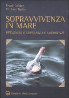 Mercatinidinataletorino.it Sopravvivenza in mare. Prevenire e superare le emergenze Image