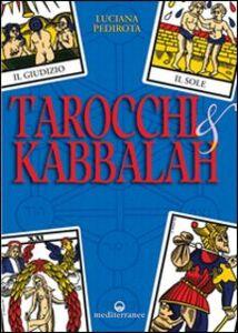 Libro Tarocchi e kabbalah Luciana Pedirota