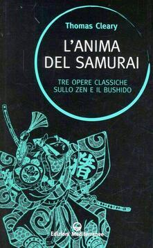 Equilibrifestival.it L' anima del samurai. Tre opere classiche sullo zen e il Bushido Image