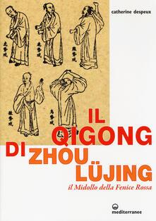 Radiospeed.it Il Qigong di Zhou Lüjing. Il Midollo della Fenice Rossa Image