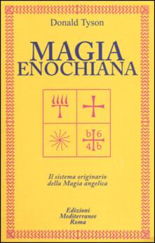 Antondemarirreguera.es Magia enochiana. Il sistema originario della magia angelica Image