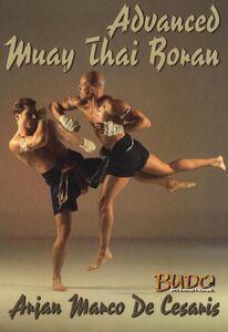 Foto Cover di Advanced Muay Thai Boran. Ediz. inglese, Libro di Marco De Cesaris, edito da Edizioni Mediterranee