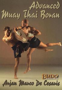 Libro Advanced Muay Thai Boran. Ediz. inglese Marco De Cesaris